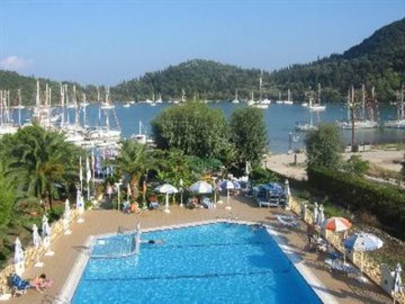 Hotel Athos - Nidri - Lefkas